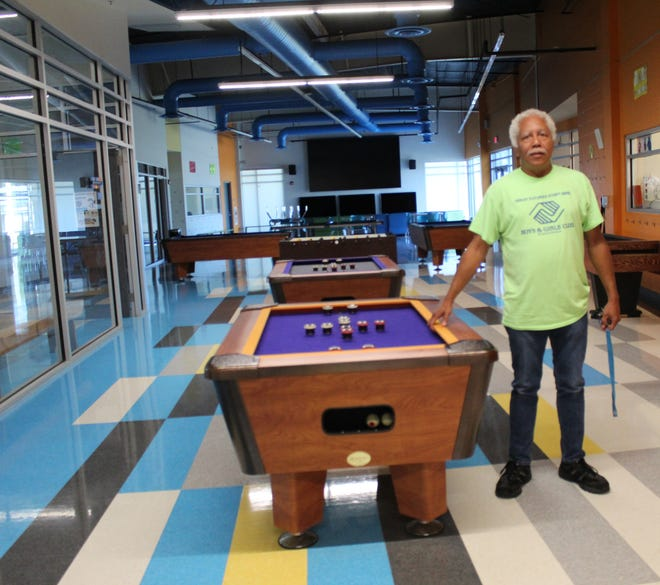 Keith Goree found a home at the Boys & Girls Club of Bartlesville