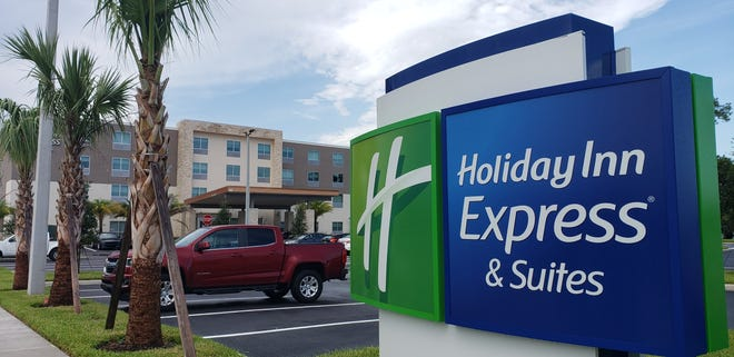 The Holiday Inn Express & Suites