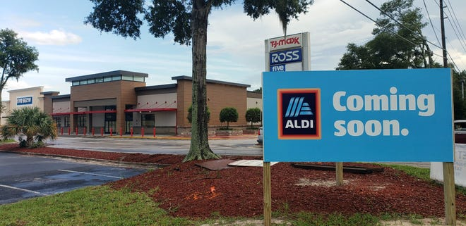 The discount grocery chain ALDI will bring a second store to DeLand. The new location will move into the spot next to the discount store Five Below.