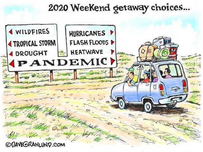 Saturday Editorial Cartoons