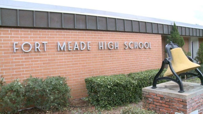 Fort Meade Middle-Senior High School had two COVID-19 cases reported by Polk County Public Schools on Friday. FACEBOOK