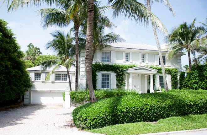 A house at 980 S. Ocean Blvd. in Palm Beach has sold for a recorded $8 million. It was owned by William and Nancy Ellison Rollnick and bought by entities associated with the Holzer family of Palm Beach.