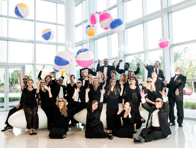 """Choral Artists of Sarasota returns for its """"Rise Up"""" season of concerts presented online, outdoors and in person."""