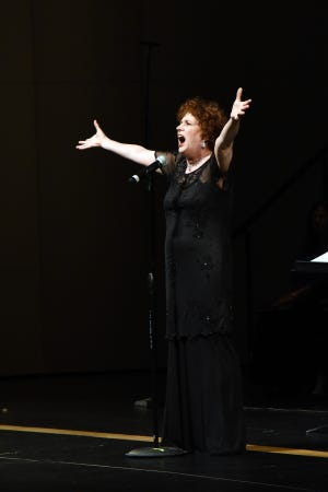 Broadway and Sarasota actress and singer Ann Morrison will join Choral Artists of Sarasota for a concert of inspirational Broadway music.