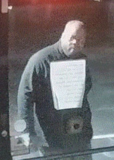 Police are attempting to identify this man, who is a suspect in an attempted burglary in Bridgeville.