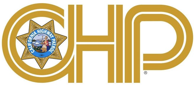 California Highway Patrol logo.