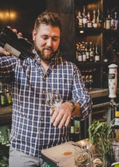 "Jason Fyle has worked the past six years as a bartender in an upscale Asheville restaurant, making a good living. But when the pandemic hit, he decided to train for a career that will offer an ""essential"" job, as well as better hours and benefits, an HVAC technician."