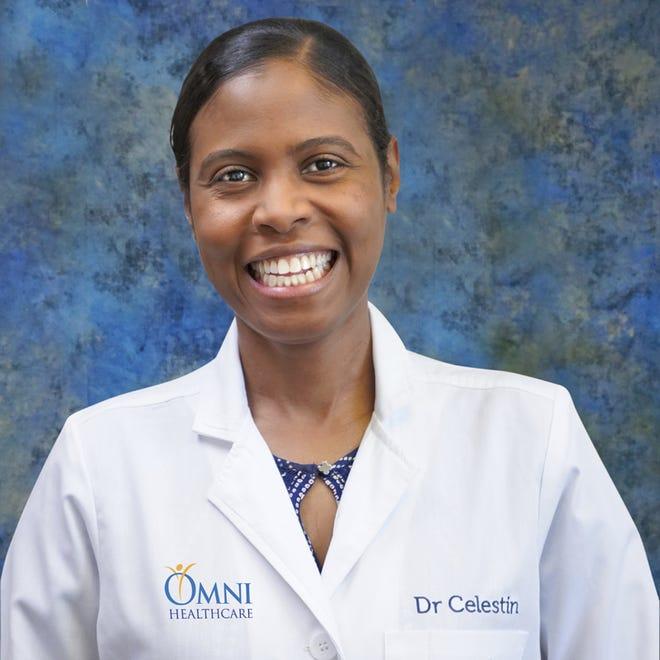 Dr. Ketsia Celestin is board certified in family medicine, working for OMNI Healthcare-Suntree.