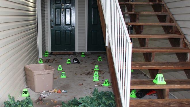 Breonna Taylor Shooting 1 200 New Crime Scene Photos Depict Chaos