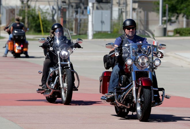 Harley riders will be cruising around Milwaukee this weekend as part of the annual Milwaukee Rally.