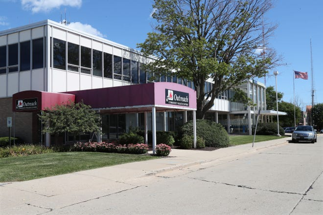 Outreach Community Health Centers' clinic at 210 W. Capitol Drive in Milwaukee.