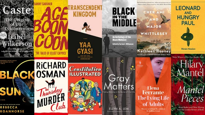 Some of our picks for new fall books in 2020.