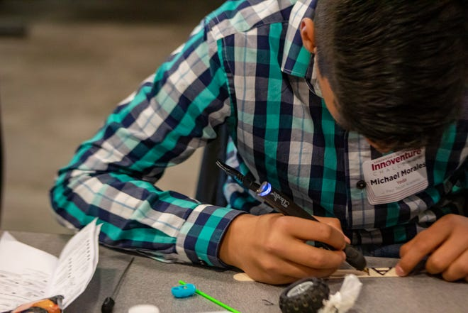 Arrowhead Center's Innoventure Challenge focuses on getting students to think like an entrepreneur, learning both business development and prototype design, to create a simple prototype of an innovative product.
