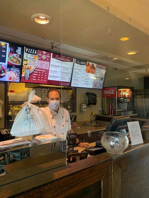 Mike Siggins, the owner of Pasta Brioni in Scottsdale, is just one business owner who has applied for a reimbursement program in the city to help businesses with costs associated to COVID-19.