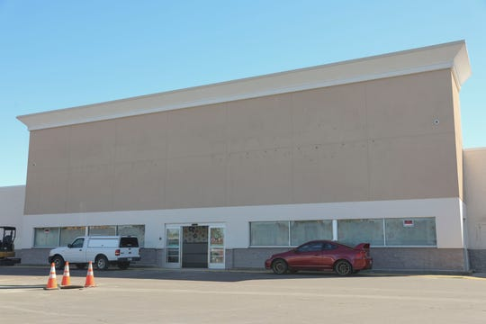 The future home of the Willamette Career Academy, which was previously a Toys R Us, is pictured at 1200 Lancaster Dr NE in Salem.