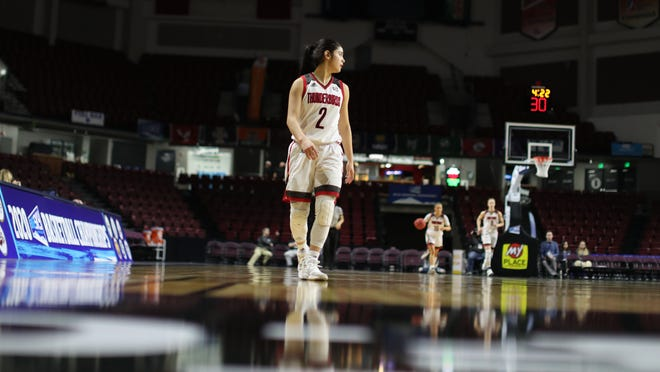Rebecca Cardenas is going pro, and leaves SUU as one of the greatest players in the program's history.