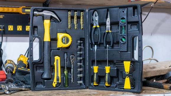 You need a tool kit. Period.