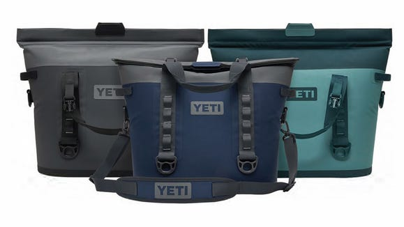 Yeti coolers are in a league all their own.