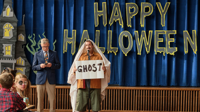 Boston news anchor fired for cameo in Adam Sandler's film 'Hubie Halloween'