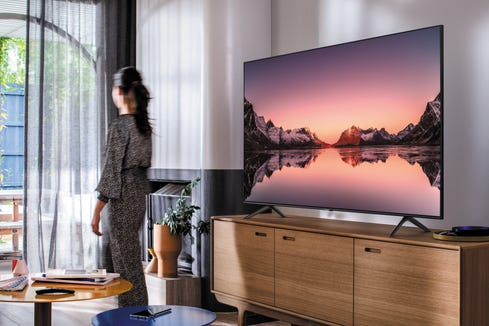 Samsung's QLED TVs deliver excellent sharpness, clarity, and brightness—and they're on sale for Black Friday.