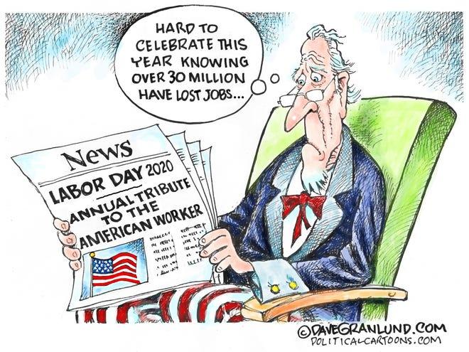 Dave Granlund, Cagle Cartoons