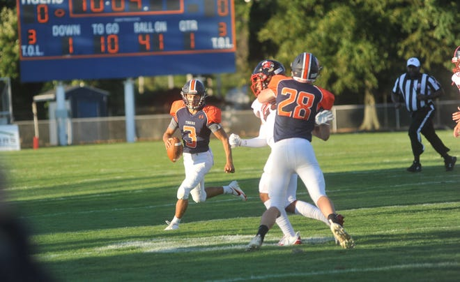 Wilson Frankhouse and the Tigers have a huge MOAC showdown with the Clear Fork Colts this week.