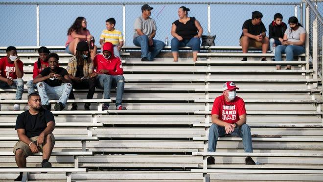 High School football's opening night in Florida altered by coronavirus pandemic