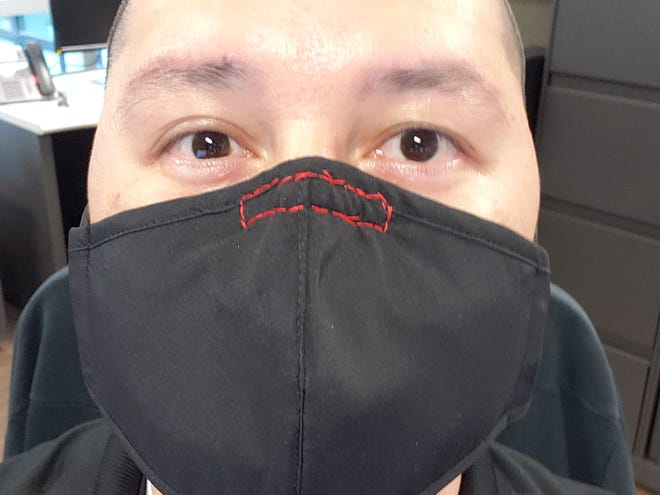 Justin Guzman, former Guam resident living in Washington D.C., was infected with COVID-19 in April and is now fully recovered.