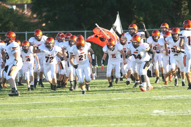 The Lucas Cubs have a tough matchup in Week 1 with a trip to Danville.