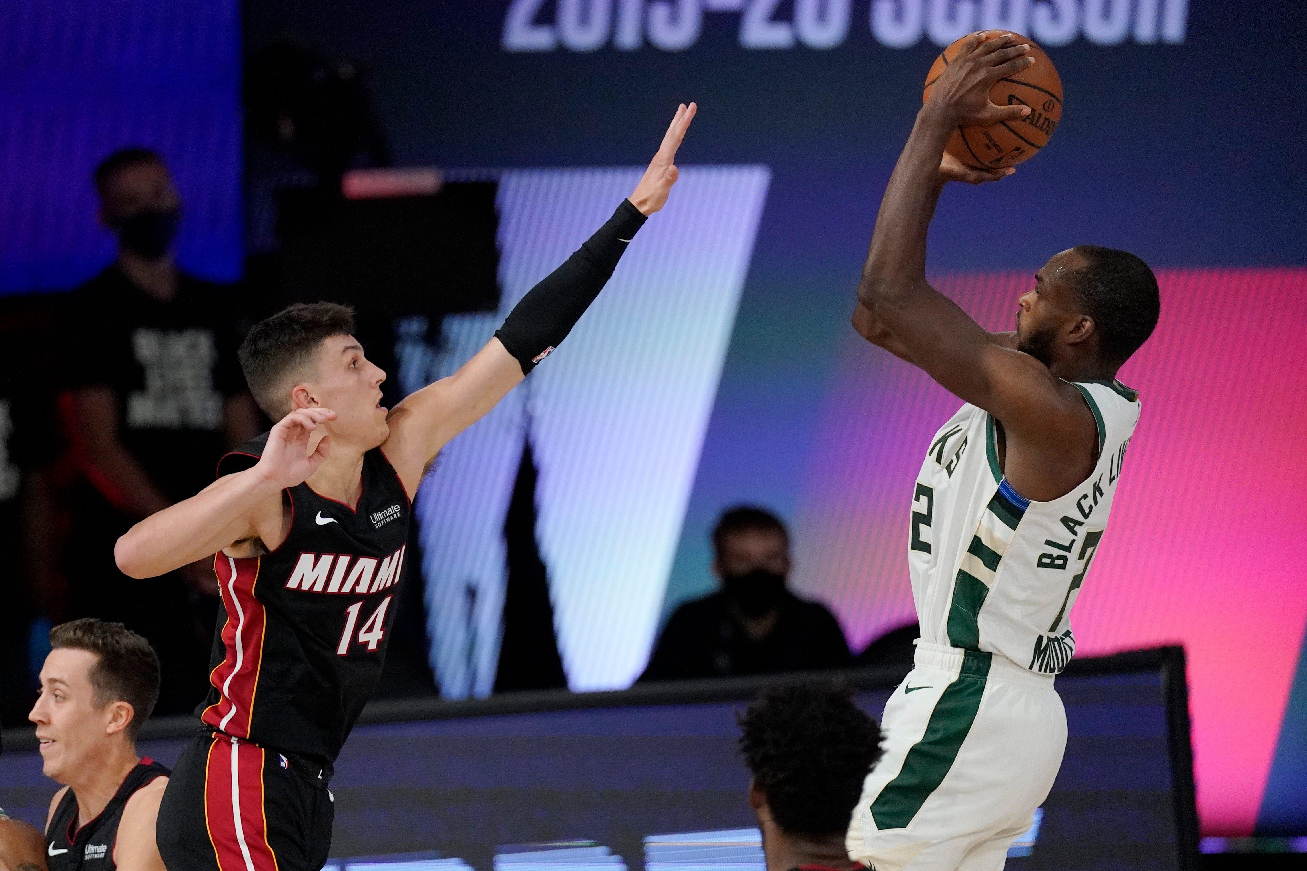 Live coverage: Bucks vs. Heat in Game 4