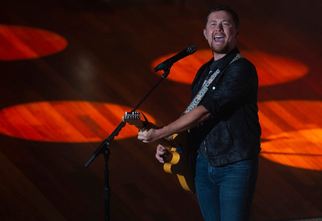 PHOTOS: Scotty McReery performs for first live Ryman Auditorium