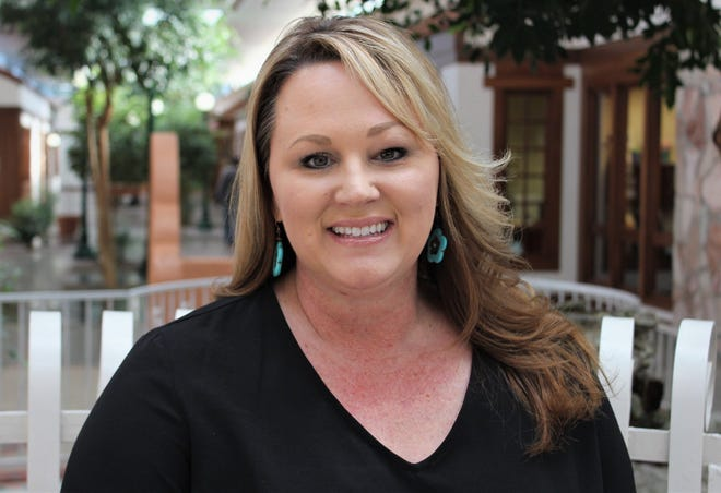 Kelly Jameson is the public information officer for Las Cruces Public Schools.