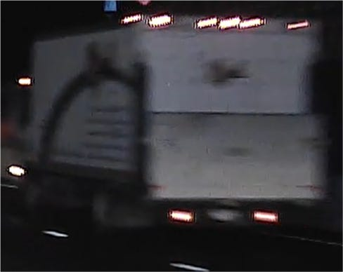 State police are seeking help in identifying the driver of a box truck in connection with a road rage incident Wednesday night along Interstate 83 in which a Red Lion woman was stabbed multiple times.