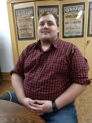 Jared Canfield serves as president of the Loudonville FFA Alumni, and is looking to a busy fall, with the organization sponsoring a food truck fair and consignment auction in coming months.