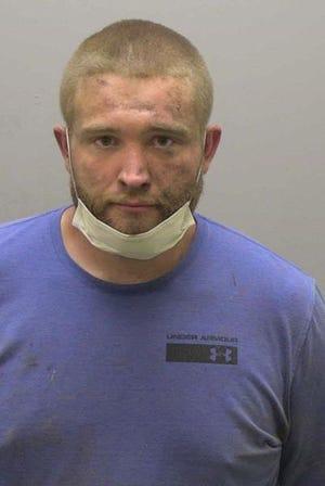 Nathan Shayne Foster, 27, of Elon, N.C.