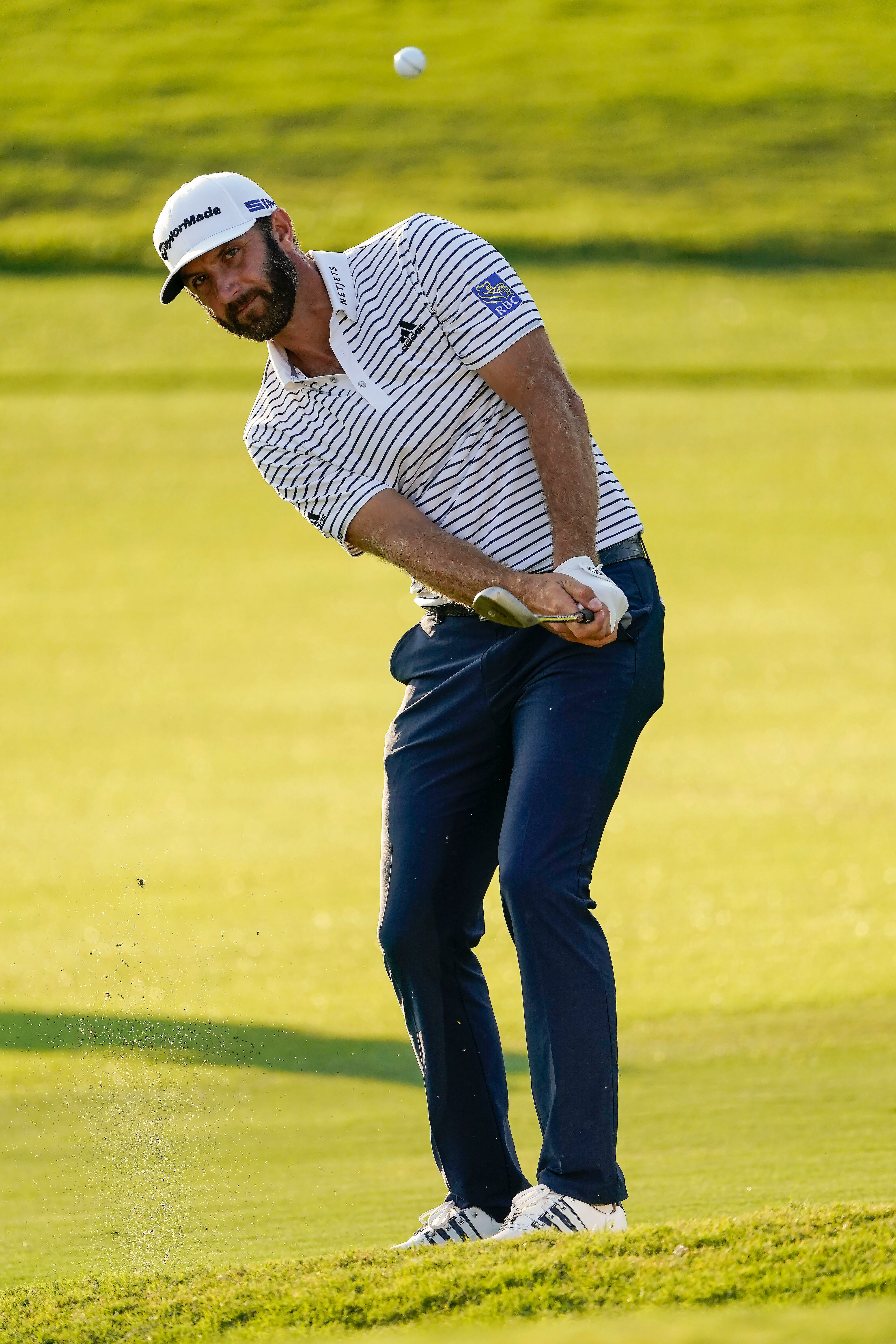 Dustin Johnson Could Follow Rory Mcilroy As Pga Tour Player Of Year