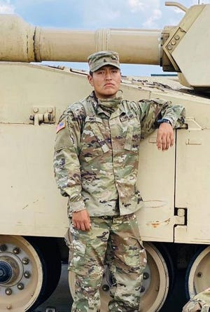 Pvt. Corlton L. Chee died five days after collapsing during a physical fitness training exercise at Fort Hood, according to officials.