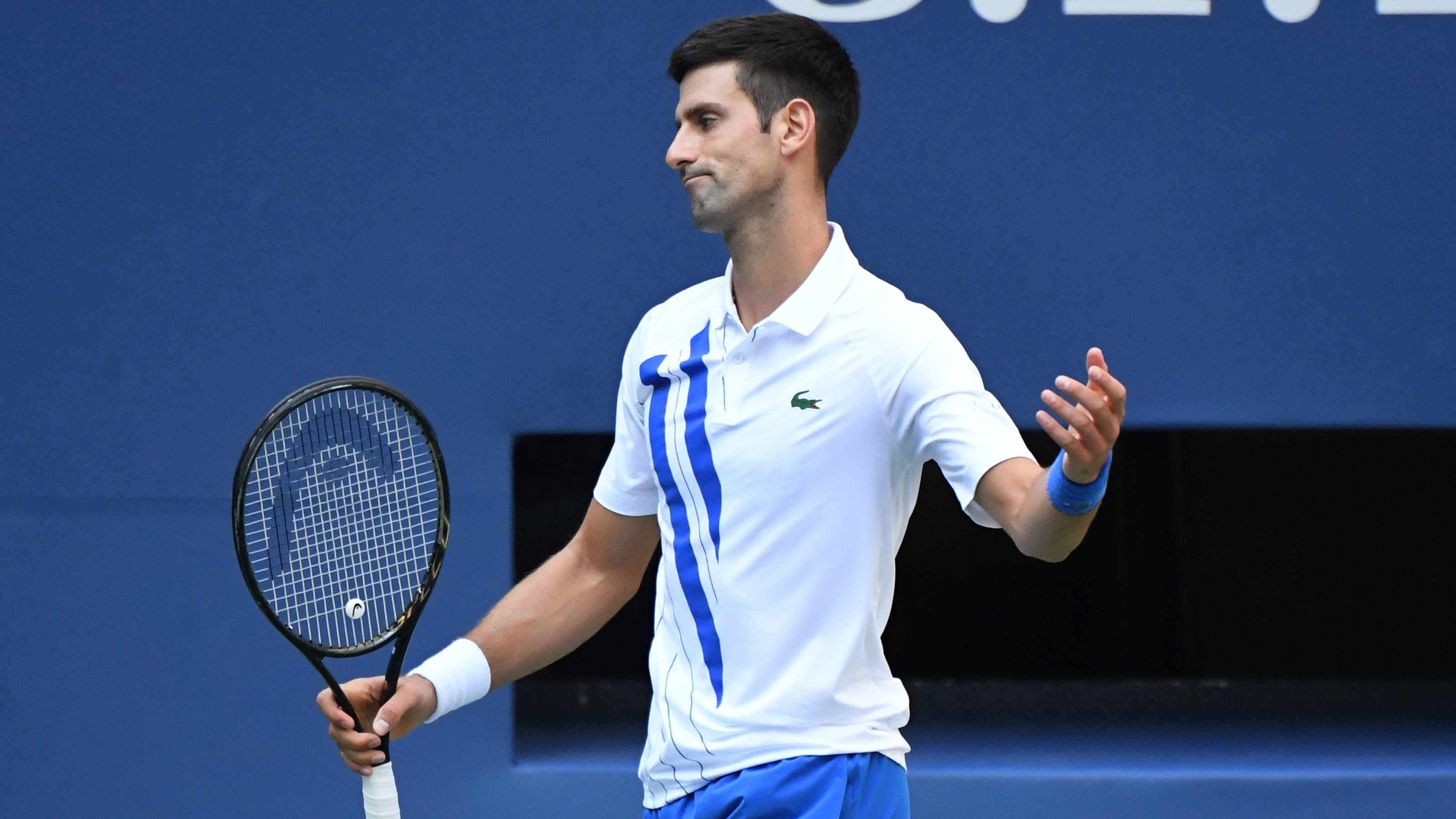 Novak Djokovic Can Blame Only Himself For U S Open Disqualification