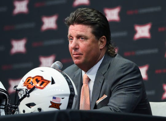 Parents are putting their faith in footbal coach Mike Gundy and Oklahoma State administators to keep their sons safe and healthy amid the COVID-19 pandemic.