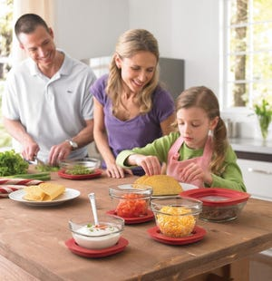 Kids enjoy eating when they are more involved in the preparation.