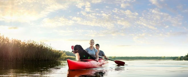 Tributary is situated amid North Florida's natural beauty with access to Boggy Creek that leads to the Nassau River and ultimately the Atlantic Ocean, all providing a variety of water sports opportunities.