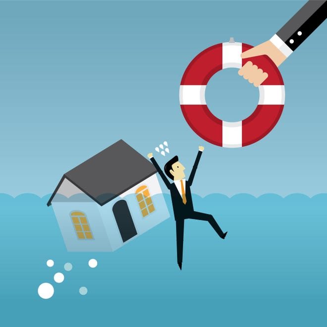 Most banks offer a variety of programs to borrowers who are having trouble making their mortgage payments, especially in these pandemic times.