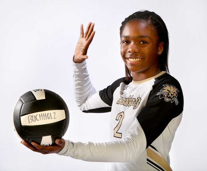 Buchholz's Bri Anderson, Gainesville Sun's Big School Volleyball Player of 2019, is on the mend.