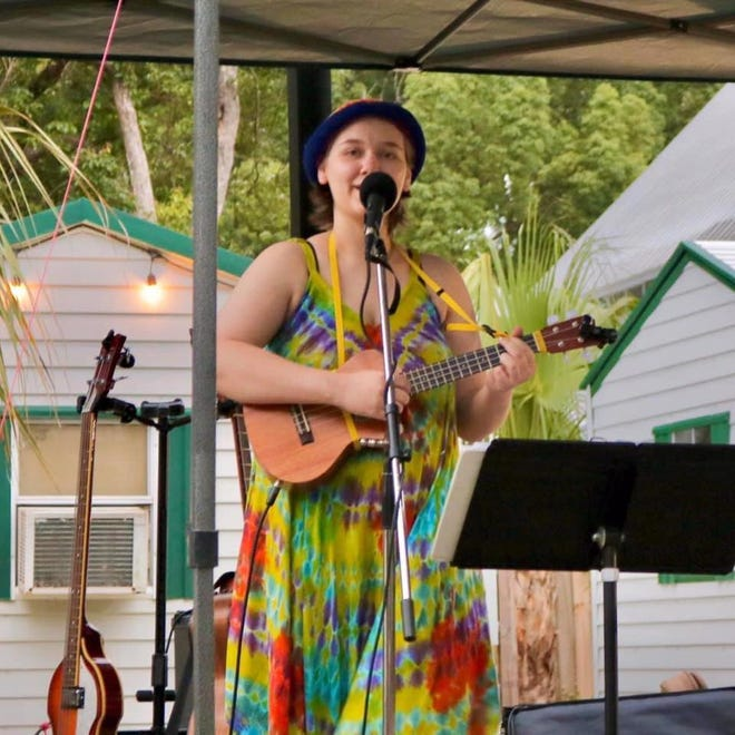 Laurel (pictured) and Nicole Wagner will perform from 6 to 9 p.m. Thursday at Tony and Al's Restaurant in Alachua.