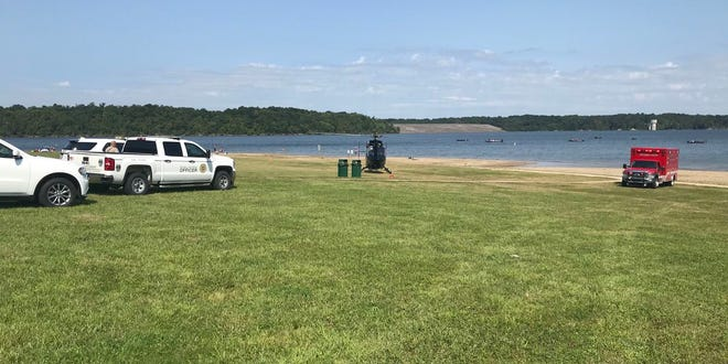 The Hamilton County coroner has identified the dead man pulled from East Fork Lake on Monday as Pedro Rodriguez-Perez, 20, of West Chester Township.
