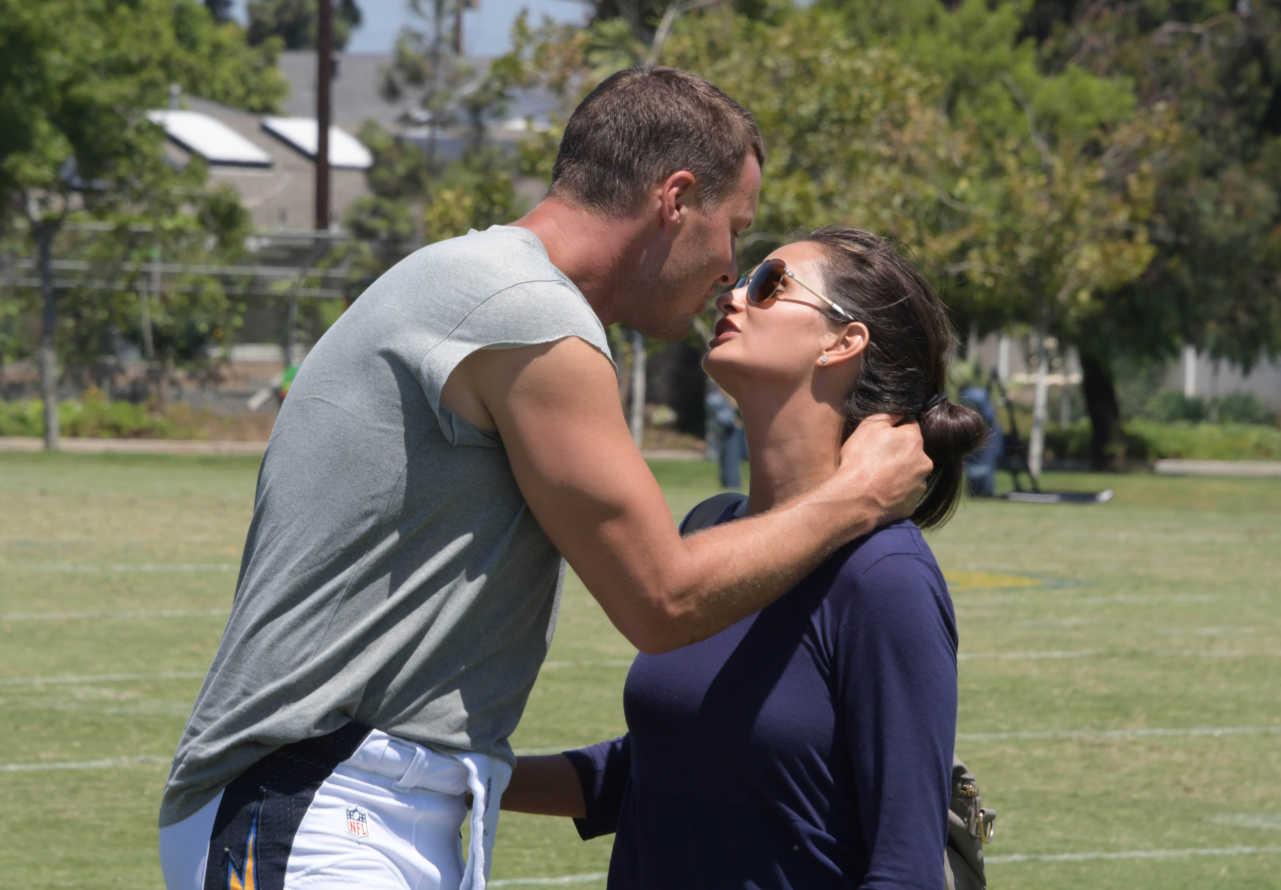 Philip Rivers Nine Kids New Colts Qb Opens Up On His Family Children