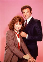 "Kevin Dobson and Michelle Lee on ""Knots Landing."""
