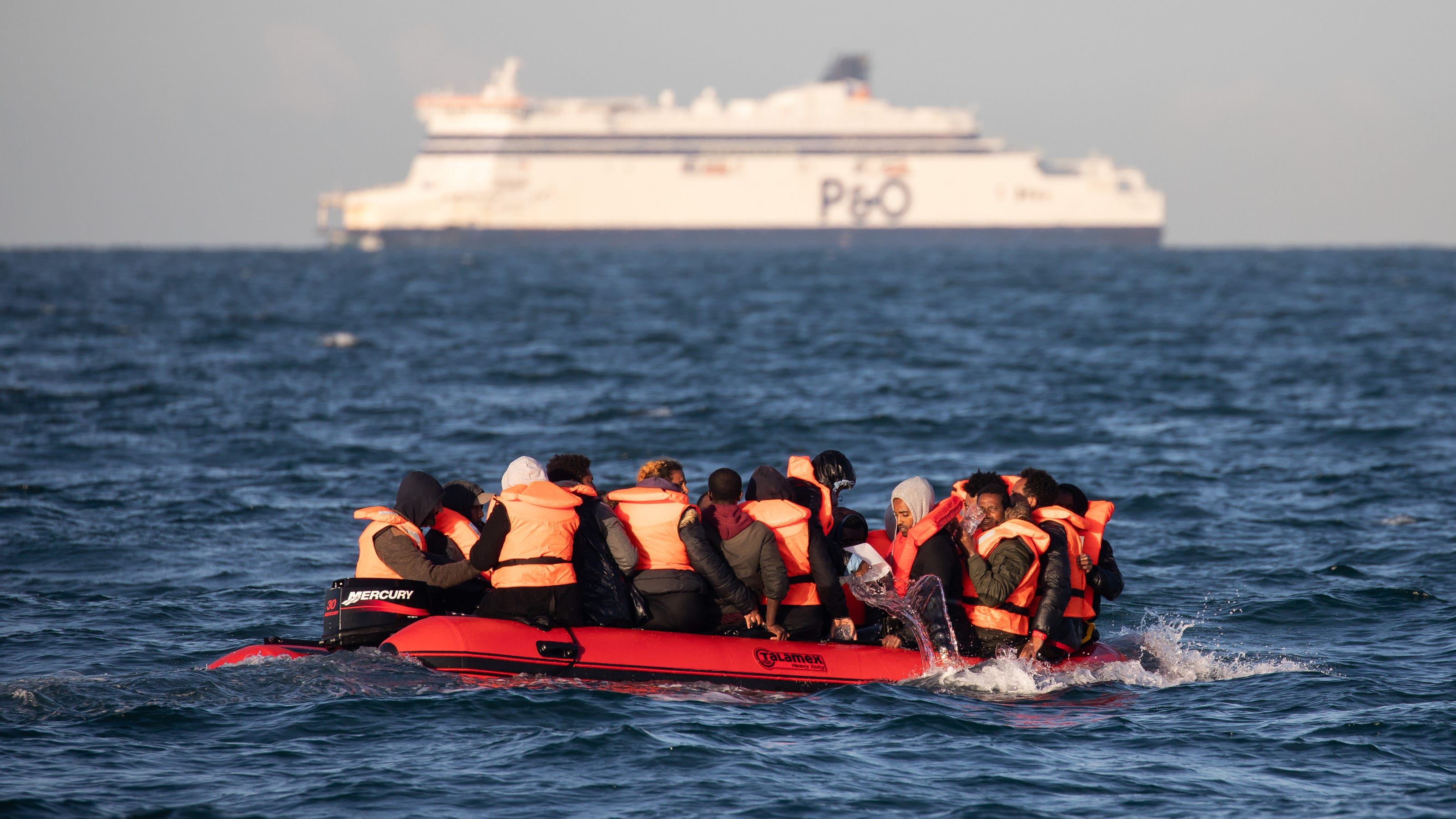 Norwegian police end 'painstaking process,' identify toddler who died in migrant English Channel crossing