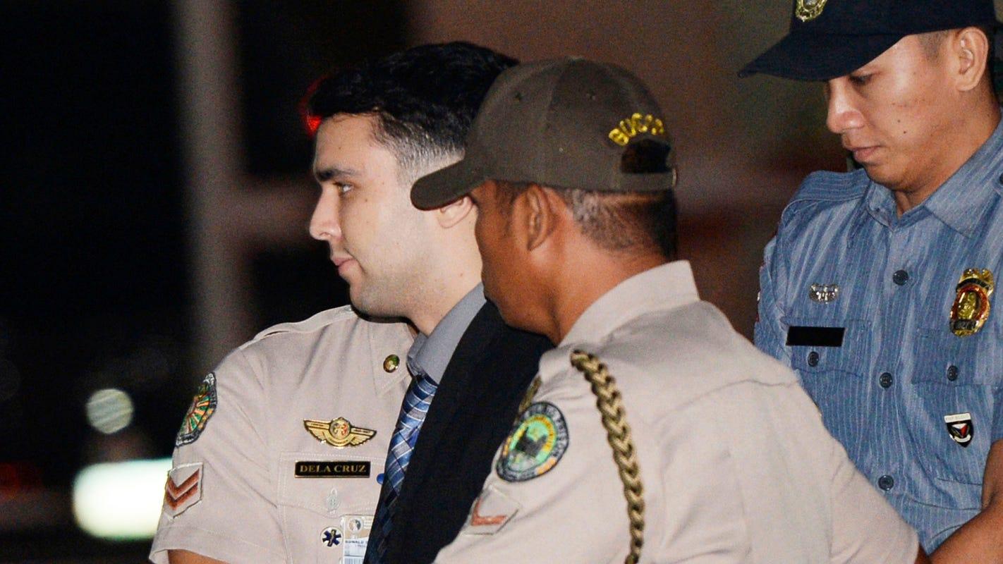 US Marine Joseph Pemberton convicted in 2014 murder of transgender woman Jennifer Laude pardoned by Philippine president – USA TODAY