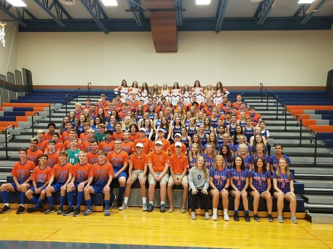 Fall athletes like these from Penn Yan Academy last year, have been waiting to hear when and how school sports might resume.